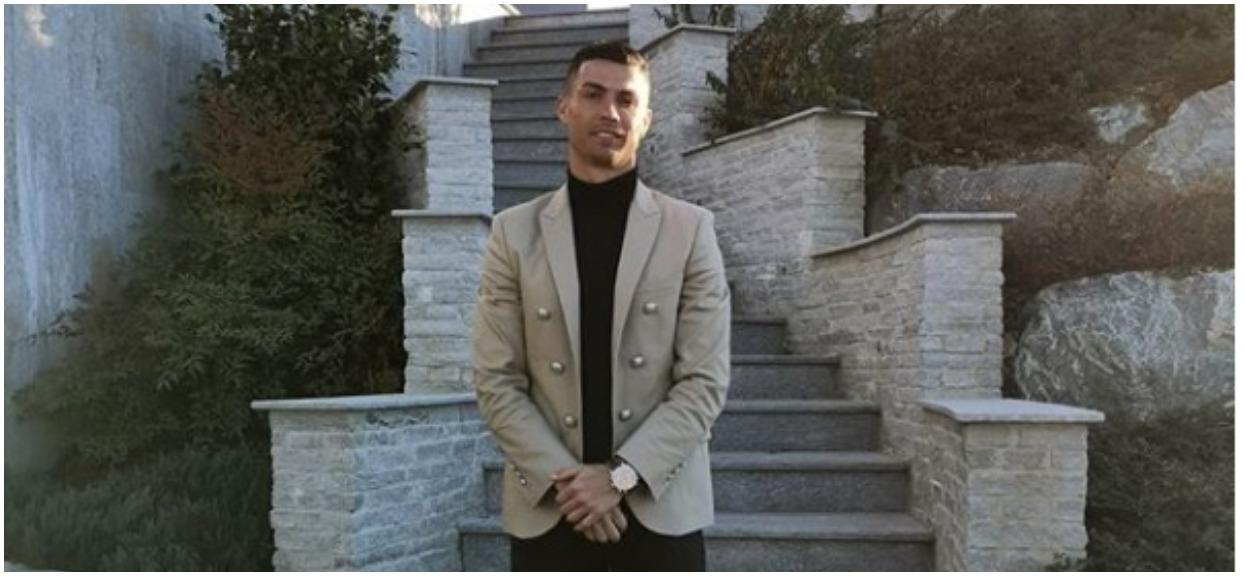 Skąd pochodzi Cristiano Ronaldo? Nie z Włoch, ani z Hiszpanii