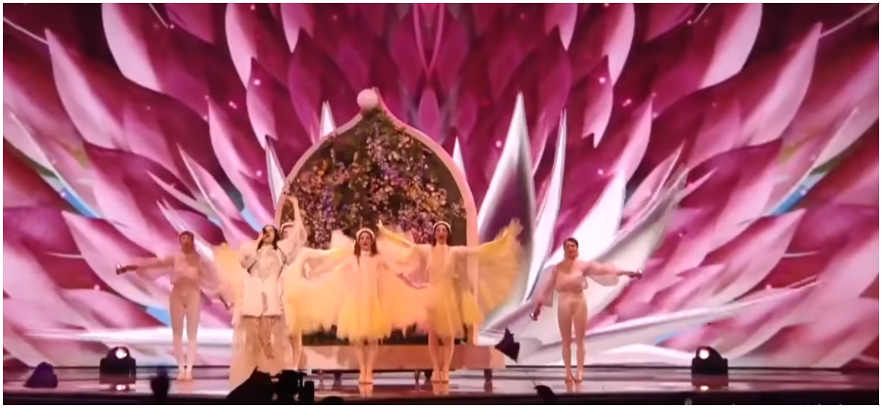 Gdzie jest tandeta i kicz, w Polsce za sprawą Sławomira czy na Eurowizji? Internauci nie mają wątpliwości
