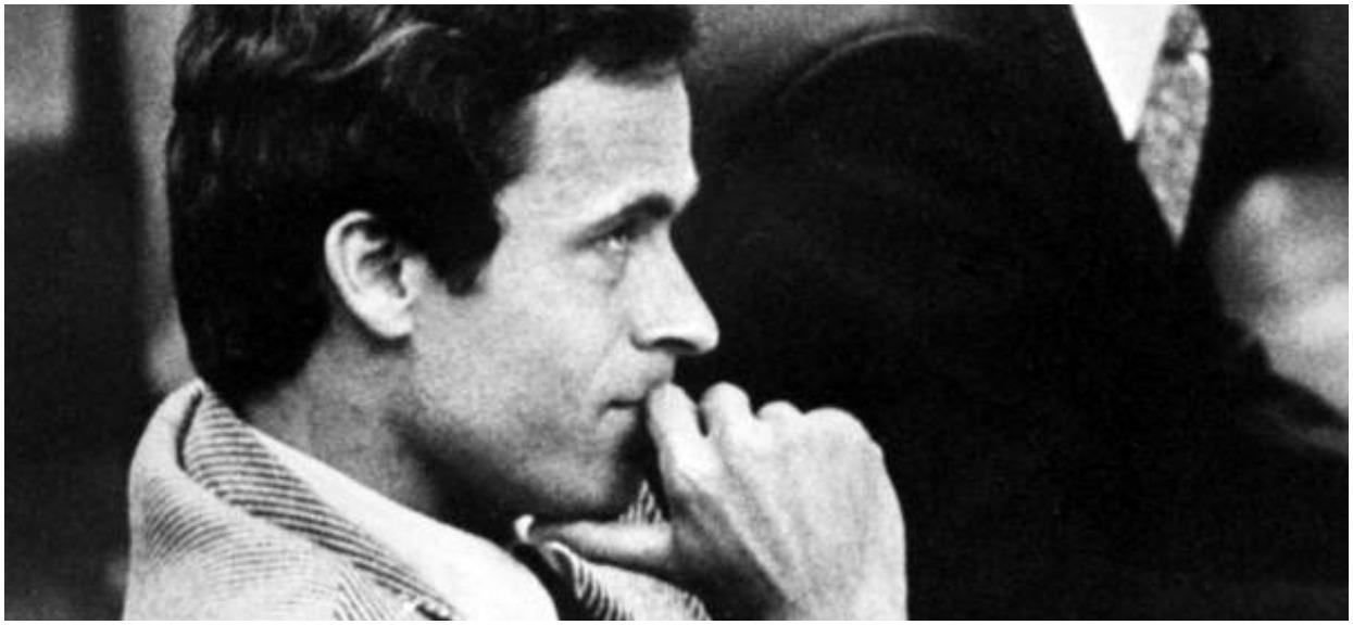 Ostatni wywiad z Tedem Bundy'm przed śmiercią na krześle elektrycznym. Co powiedział morderca?