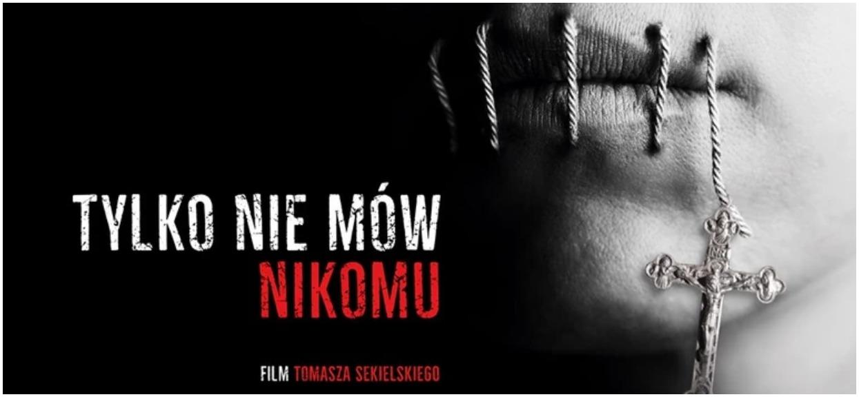 Tylko nie mów nikomu - kontrowersyjny film Sekielskiego już wzbudza emocje