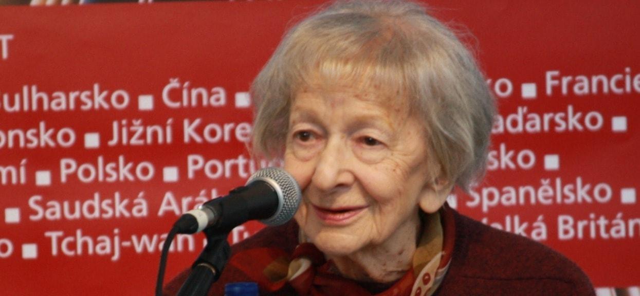 Wisława Szymborska Wiersze Twórczość Noblistki