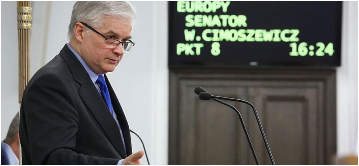 Włodzimierz Cimoszewicz uciekł z miejsca wypadku? Nowe ustalenia ws. byłego premiera