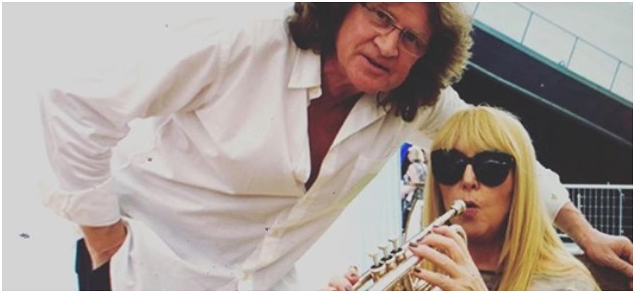 Maryla Rodowicz uczciła urodziny Wodeckiego. Artysta skończyłby 69 lat