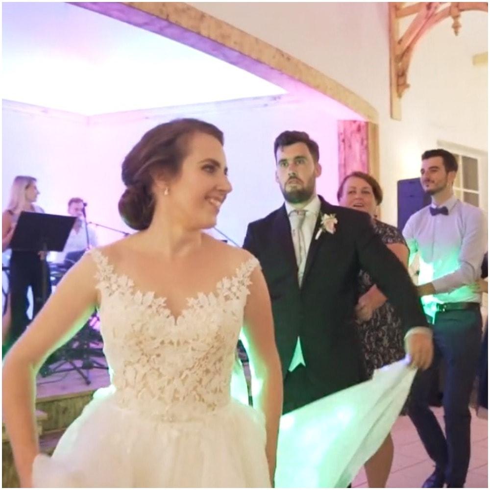 Jakie są najlepsze zabawy weselne? Niektóre są naprawdę zabawne