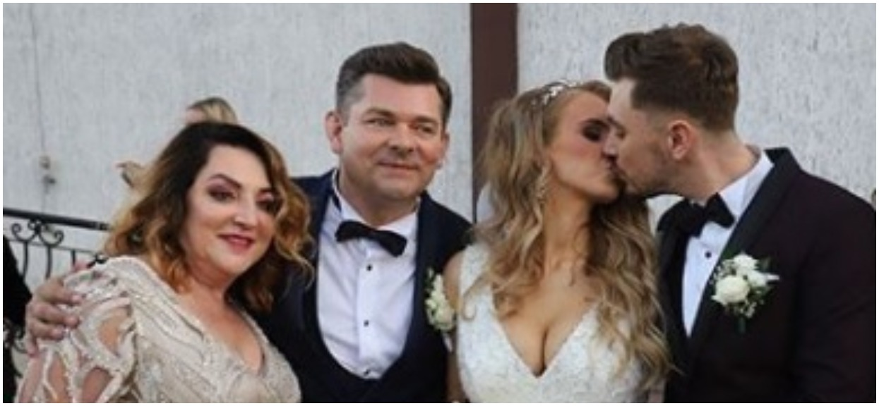 Daniel Martyniuk pokazał zdjęcie z nieumalowaną żoną. Wygląda jak nastoletnia dziewczynka!