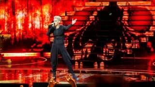 Widzów festiwalu Polsatu zamurowało. Chylińska wystrzeliła niespodziewane słowa o swoim mężu