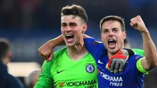 Niesamowite starcie Chelsea z Eintrachtem. Zwycięzcę wyłoniły rzuty karne