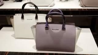8bb846eaee2c7 Cena luksusowej torebki od Michaela Korsa w Lidlu zwala z nóg. Już za parę  dni