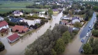 """GIS wydał ostrzeżenie ws. konsekwencji powodzi. """"Mogą być groźne dla zdrowia i życia"""""""