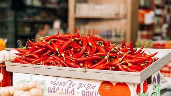 Dzień Czerwonej Ostrej Papryczki Chilli - zdjęcie