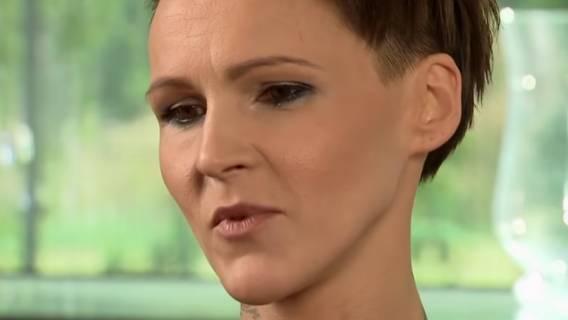 Agnieszka Chylińska jak wygląda córka nagranie