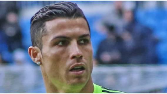 Jakiego żelu używa Cristiano Ronaldo