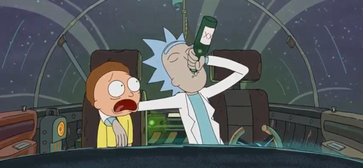 Gdzie obejrzeć pierwszy odcinek Ricka i Morty'ego online? Są też podobne seriale