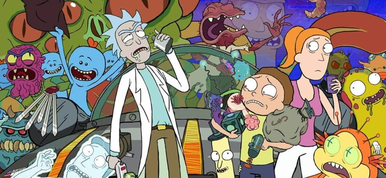 Gdzie oglądać Rick and Morty online? Serial Netflixa za darmo w sieci