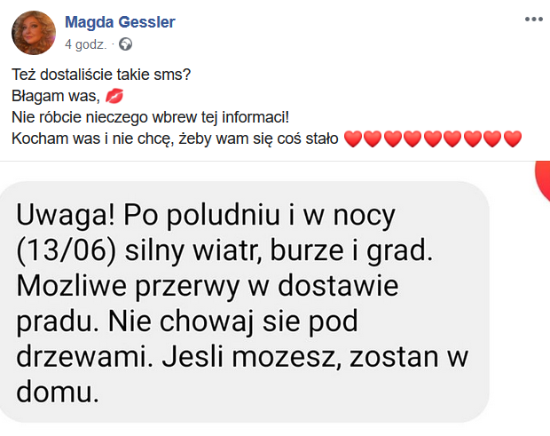Beata Pawlikowska kupiła pierścionek i wzięła ślub sama ze sobą