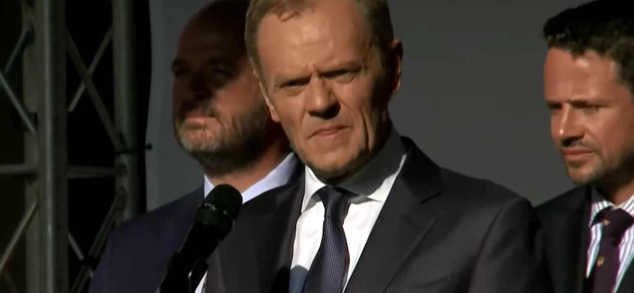 Donald Tusk wrócił. W Gdańsku wygłosił przemówienie, które PiS na długo zapamięta