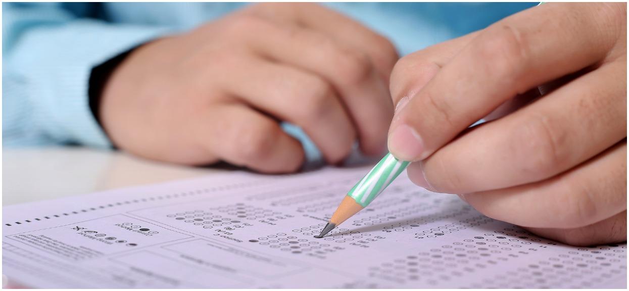 Pomyłka przy sprawdzaniu egzaminu gimnazjalnego? Tysiące uczniów otrzymało zły wynik