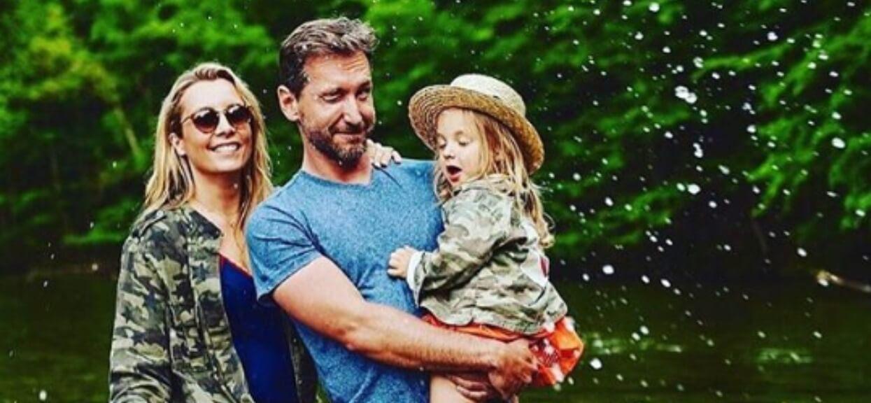 Piotr Kraśko planuje zmienić imię córki. 3,5-letnia dziewczynka go nie cierpi