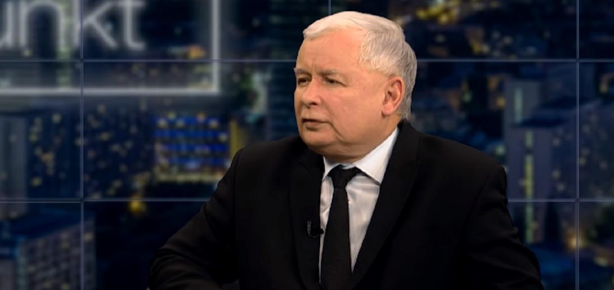 """Jarosław Kaczyński powiedział, co sądzi o filmie Vegi. """"Nie ma nic wspólnego z rzeczywistością"""""""