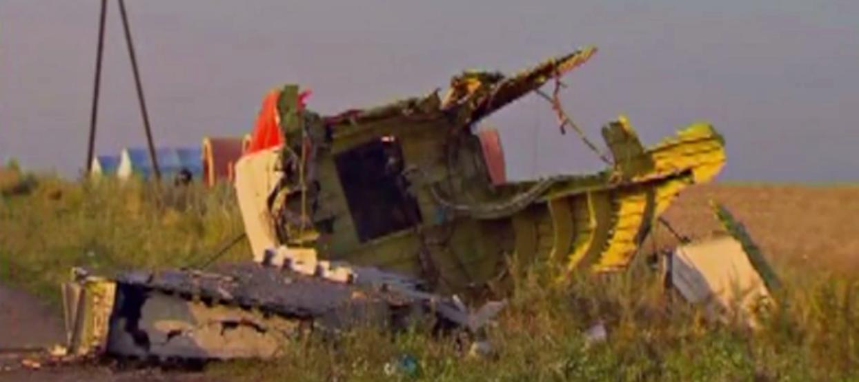 Katastrofa lotnicza MH17, zginęło prawie 300 osób. Są zarzuty dla Rosjan i Ukraińca