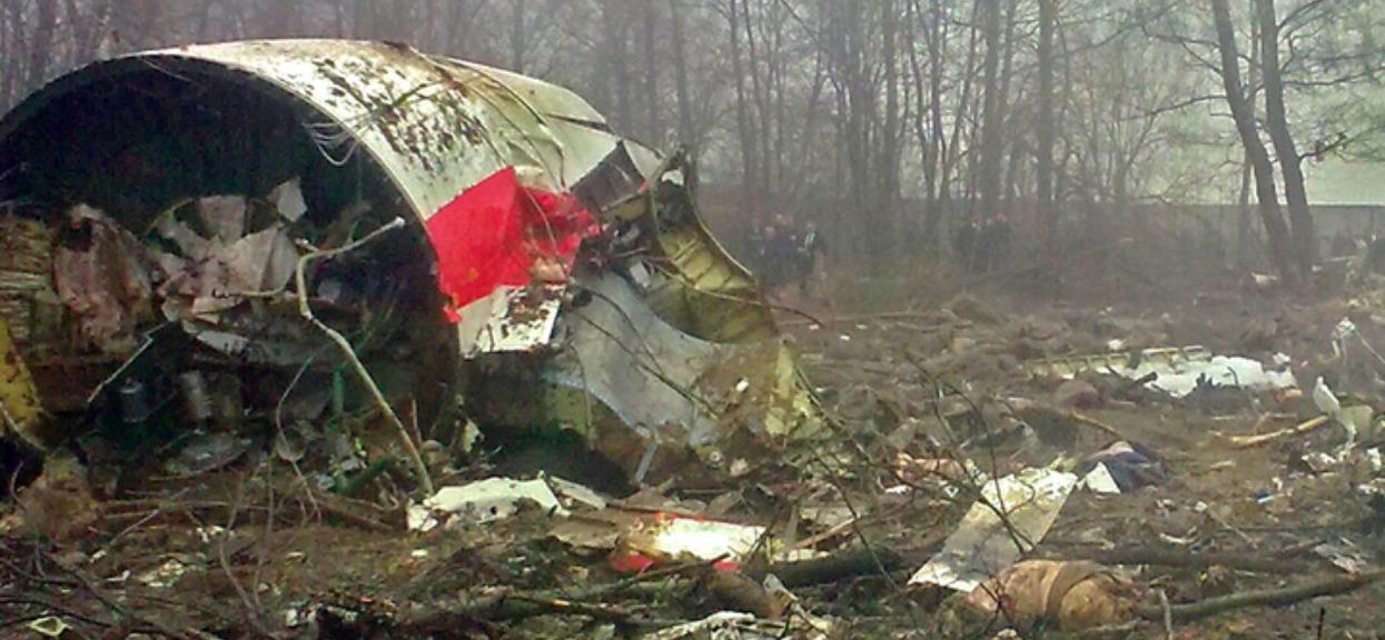Tragiczne szczegóły katastrofy smoleńskiej. Piloci widzieli na mniej niż 500 metrów, pas startowy był o włos