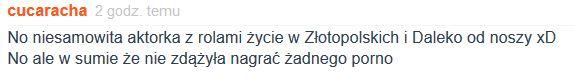 Anna Przybylska screen wykop.pl