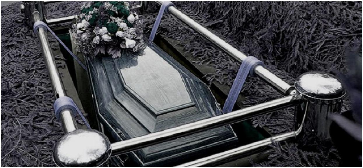 Wstrząsające słowa matki na pogrzebie Kristiny. Jedna z kobiet straciła przytomność na ceremonii