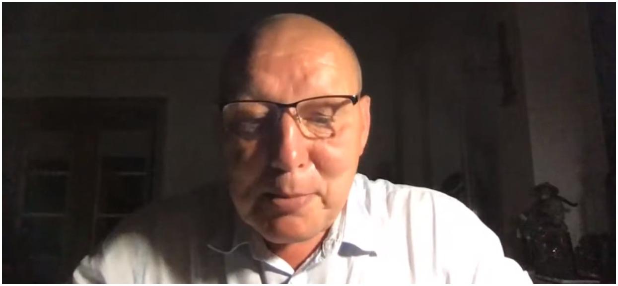 """Jackowski przewidział śmierć brata Kaczyńskiego. """"Nie wiem dlaczego. On śpi"""""""