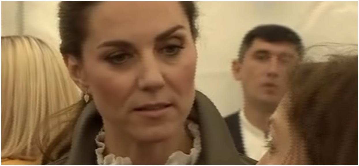 Szykuje się skandal? Do sieci trafił film z księżną Kate, który został uznany za treści kontrowersyjne