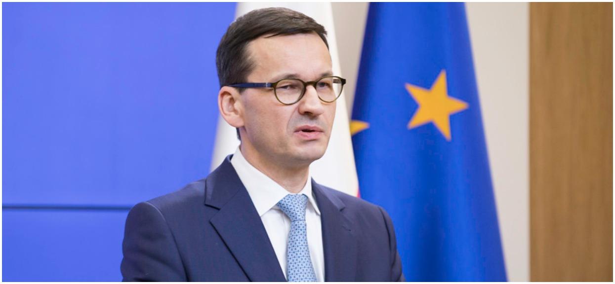 """Mateusz Morawiecki w Brukseli wyraził ostrą opinię nt. celów klimatycznych: """"Muszą być bardzo ściśle określone wszelkie warunki"""""""