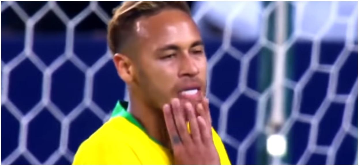 Neymar oskarżony o gwałt. Do sieci wyciekło nagranie