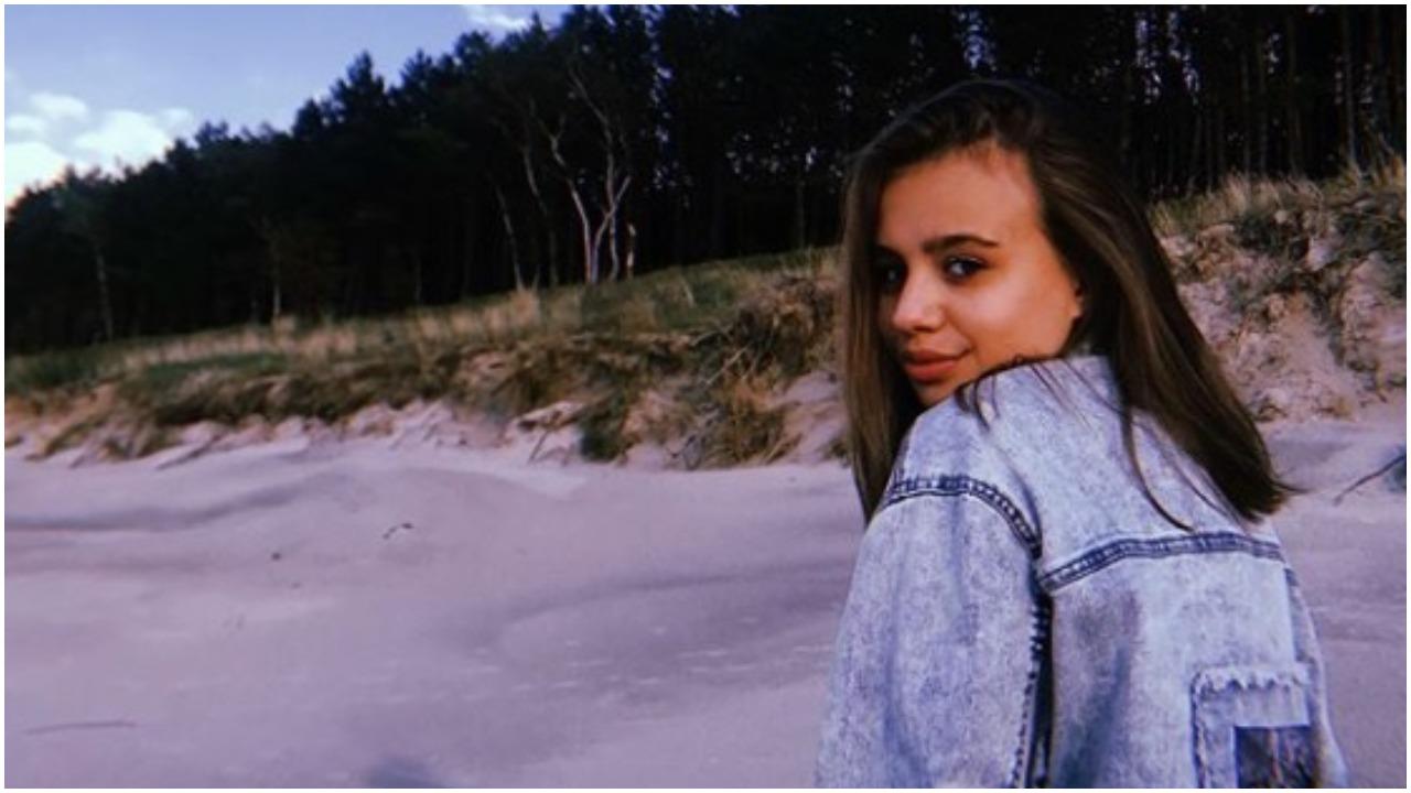 Porażająca metamorfoza córki Przybylskiej. Oliwia Bieniuk została zjawiskową blondynką (FOTO)