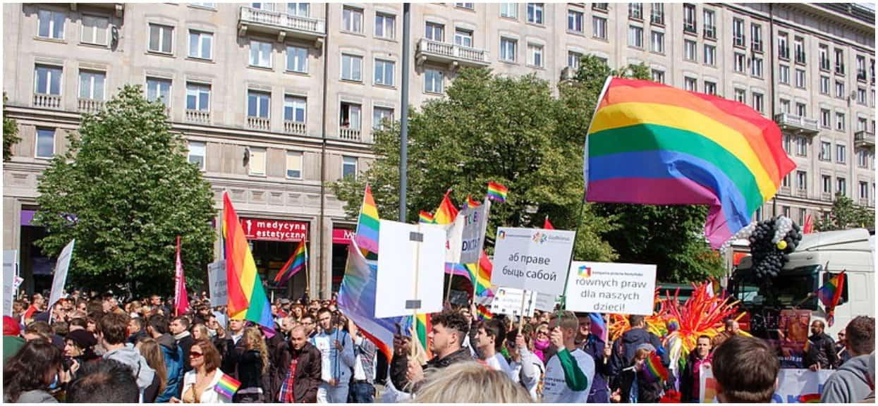 """W Częstochowie chcą zablokować Paradę Równości. """"Nie pozwolimy, by wizerunek Maryi był szargany"""""""