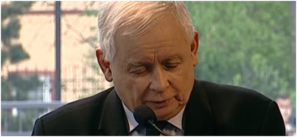 """Były polityk PiS uderza w prezesa. """"Kaczyński szkodzi pamięci brata"""""""