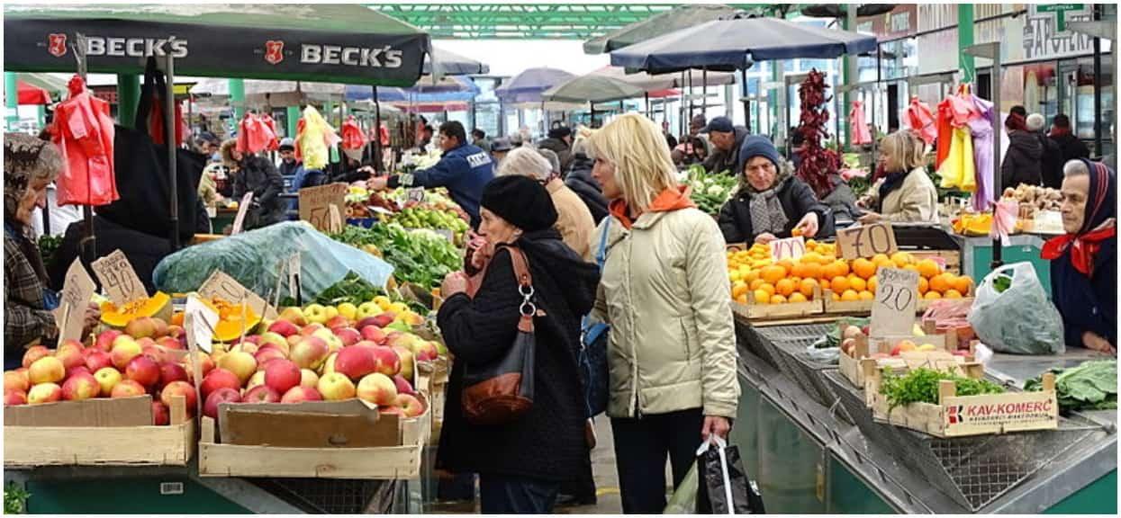 Ceny w warzywniakach zwalą was z nóg. Coraz więcej Polaków nie stać na owoce i warzywa