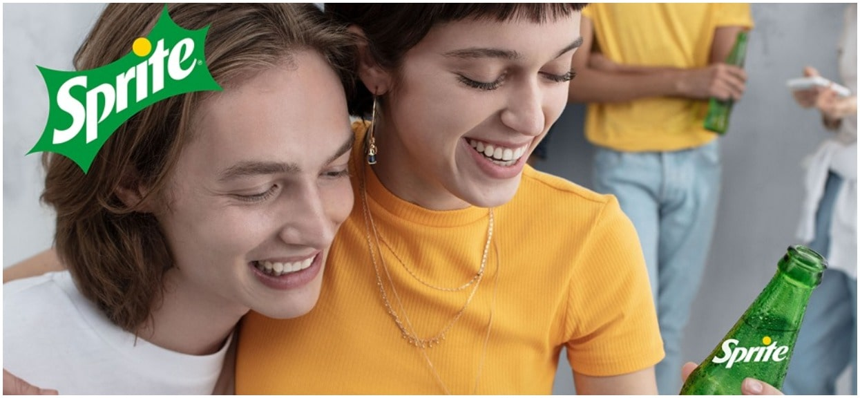 "Sprite wspiera LGBT. ""Kocham Cię hejterze"""