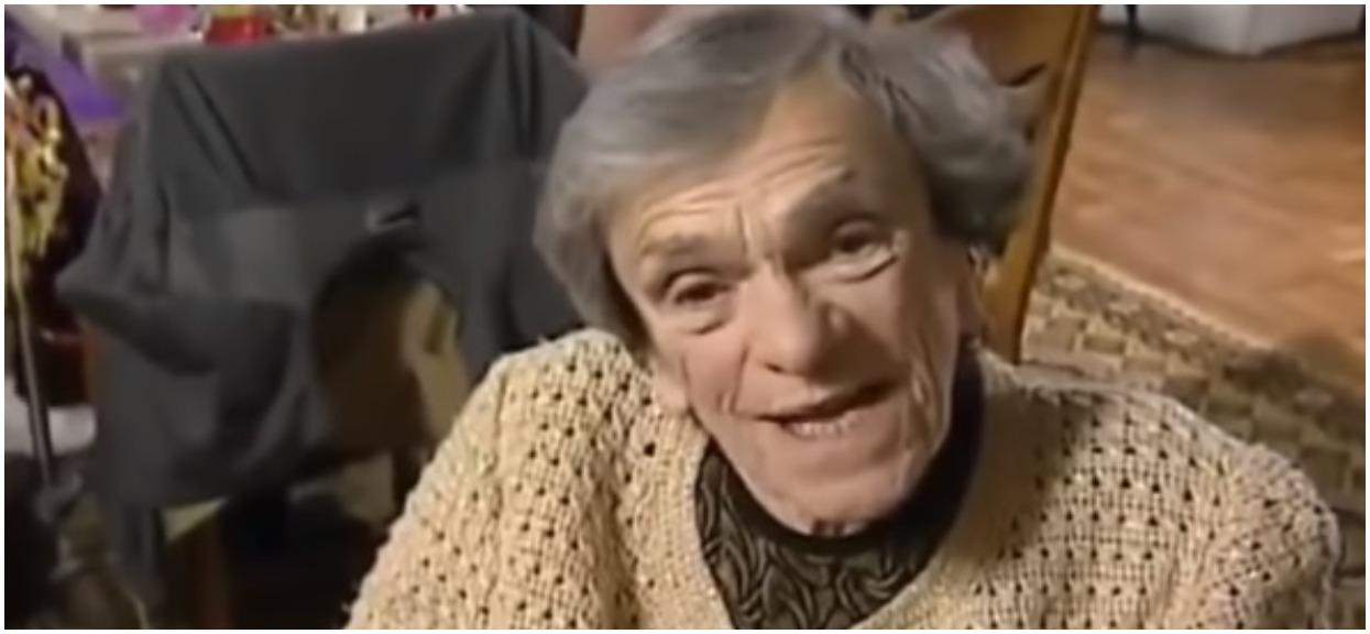 Wszyscy znali ją jako babkę Kiepską. Zdjęcie aktorki z młodości odbiera mowę
