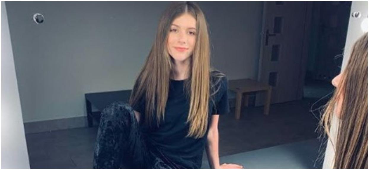 Roksana Węgiel ma tylko 14 lat. Właśnie przeszła taką metamorfozę, że nawet jej chłopakowi odebrało mowę