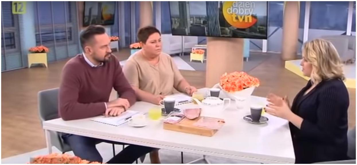 Wyrzucona z TVN gwiazda zaszła w ciążę po 40. W sieci pochwaliła się zdjęciem swojego ciążowego brzuszka