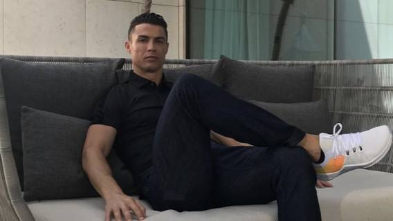 Cristiano Ronaldo - dzieci