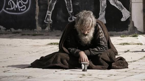 bezdomny dokarmianie