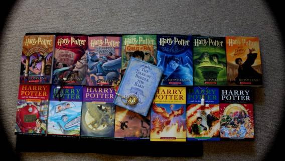Harry Potter powraca!