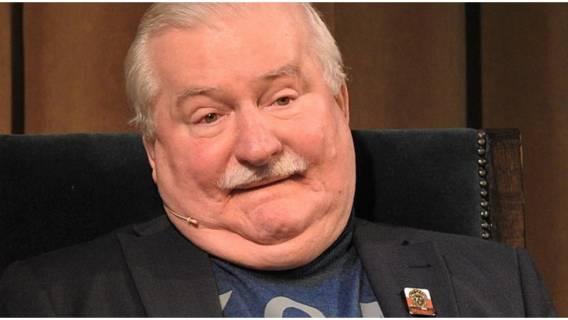 Lech Wałęsa po raz kolejny rozbawił internautów