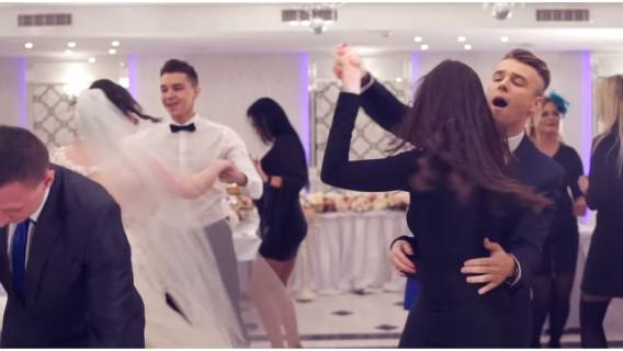 Ślub i wesele musi być disco polo