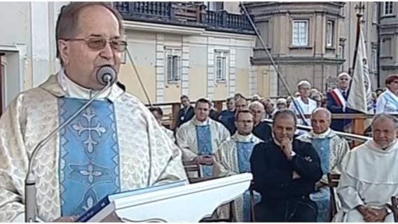 Tadeusz Rydzyk krytykuje Kaczyńską