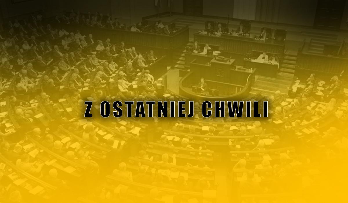 Ewa Kopacz wiceszefową Parlamentu Europejskiego