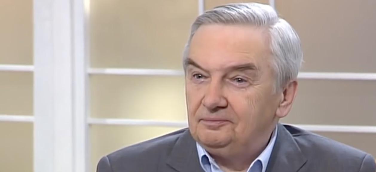 Tadeusz Sznuk - młody. Pokazał zdjęcie sprzed 40 lat! Ależ przemiana