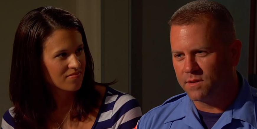 Strażak w dramatycznych okoliczność odebrał poród kobiety. Młoda mama zachowała się niewybaczalnie