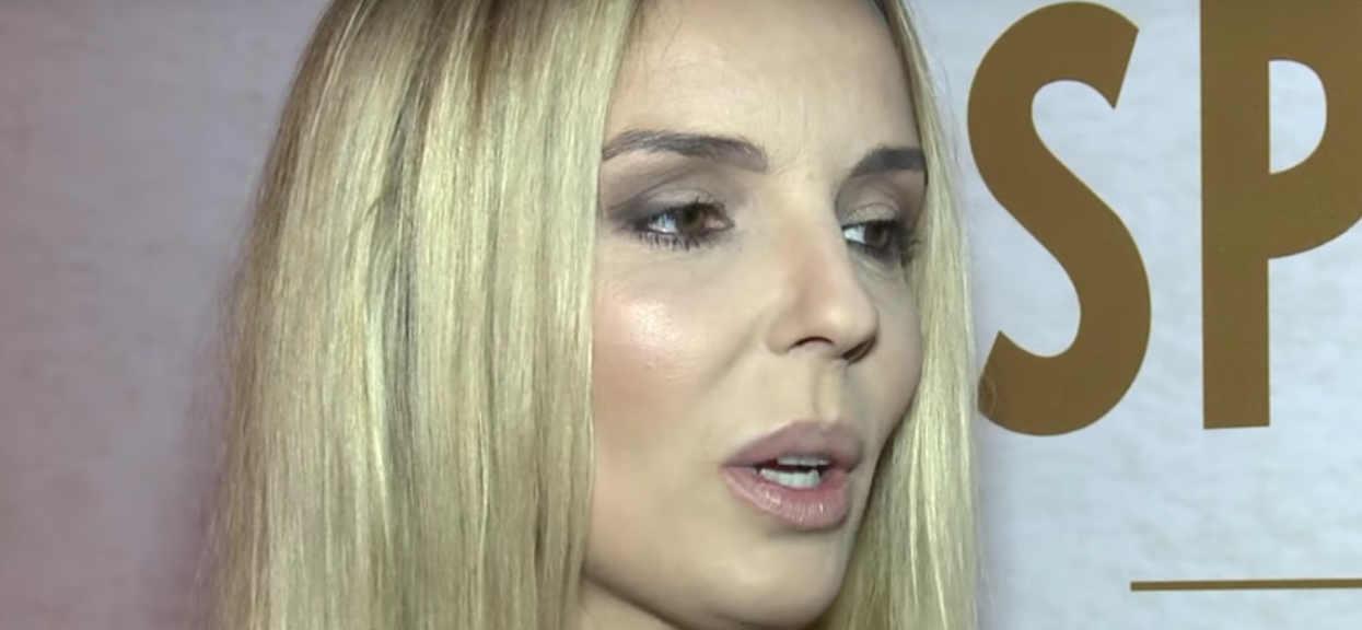 Druzgocące nagranie z Agnieszką Włodarczyk w sieci. Aktorka niesamowicie cierpi