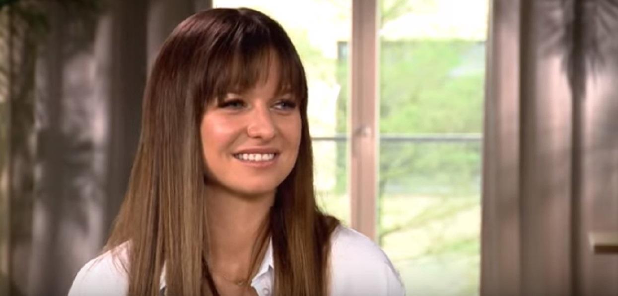 Anna Lewandowska w końcu naprawdę pokazała twarz córki. Ładny bobasek?